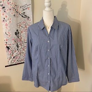 Brand new button up